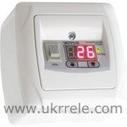 Терморегулятор для теплого пола, терморегулятор для внешней проводки (16А/3кВт) РТ-16/Н1 фото