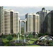 Строительство жилых комплексов жилой комплекс Арай г.Алматы фото