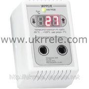 Терморегулятор в корпусе переходника (10А/2,2кВт) РТ-10/П1 фото