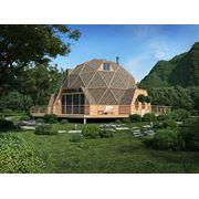 Купольный дом фото