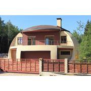 Купольный дом Domehouse фото