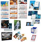 Календари Изготовление календарей Печать календарей фото