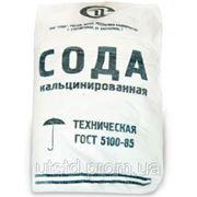 Сода кальцинированная (Россия) фото