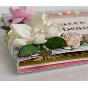 Бумажная упаковка для подарочных сертификатов фото