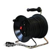 Удлинитель 50м, 3 кВт (ПВС 2х1,5, 3 кВт) фото