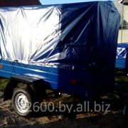 Прицеп БелАЗ 8123 фото