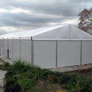 Складской тент Storage tent H-Line 20м h620 фото