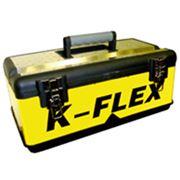 Ящик с инструментами для монтажа материалов K-FLEX фото