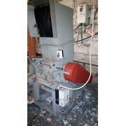 Дробилка для полимеров ИПР-400, Шредер 2 вальный, для полимеров, биг бегов, и т.д фото