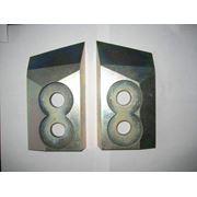 Прижимные пластины для блока KESLA фото