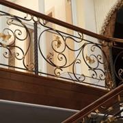 Лестницы под ключ Артикул: ЛК-021-1 фото