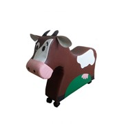 Напольная игрушка «Бурёнка» фото