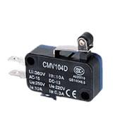 Концевик CMV104D 10A,250V фото
