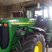 Трактор John Deere 8310 фото