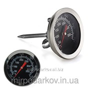 """Термометр механический """"BBQ"""" качественный - 350 С 418_1 фото"""