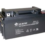 Стационарный аккумулятор AGM B.B. Battery BP65-12 (65 Ah 12V) фото