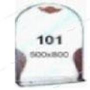Зеркало (500*800мм, 1 полка) (101) №134605 фото