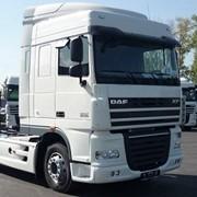 Седельный тягач DAF FT XF105.410 SPACE CAB EURO 5 фото