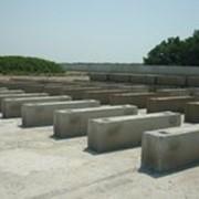 Оборудование для производства блоков фундаментных фото