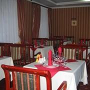 Ресторан в отели DE LUXE фото