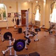 Тренажерный зал. фото