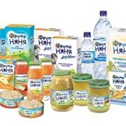 Детское питание фото