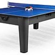 Многофункциональный игровой стол DBO 6 в 1 «Tornado» черный фото
