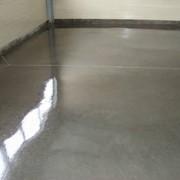 Полированные бетонные полы фото