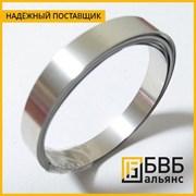 Лента нихромовая Х20Н80 1,2 х 30 фото