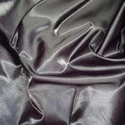 Ткань Кристалон Черный фото