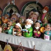 Сувениры глиняные фото
