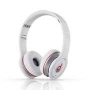 Wireless Beats by Dr. Dre наушники полноразмерные bluetooth , Hi-Fi, Mic., оголовье, Белый фото