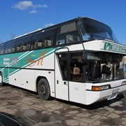 Аренда, заказ автобусов Неоплан 51-55 мест фото