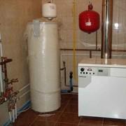 Монтаж систем водоснабжения и отопления фото