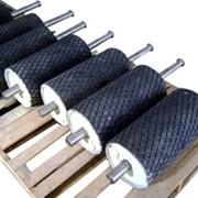 Изготовление конвейерного транспорта: Конвейерные барабаны фото