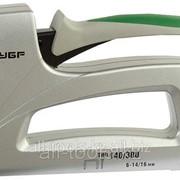 Пистолет Зубр скобозабивной металлический пластинчатый, тип 140 — 6-14мм, тип 300 — 16мм Код:4-31577 фото