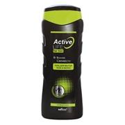 Гель для мытья тела и волос для него Волна свежести, линия Active Life фото
