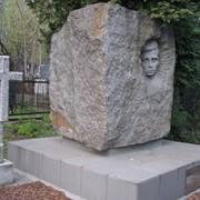 Реставрация ритуальной скульптуры фото