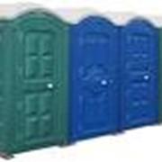 Кабины туалетные Алматы фото