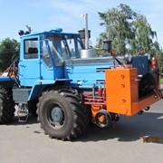 Универсальная путевая машина УПМ-1. Базовый тягач фото