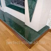 Камин из мрамора Вид 6 фото