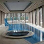 Анализ воды в бассейне фото