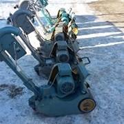 Аренда прокат паркетошлифовальная машина СО 206 для циклевки шлифовки паркета пола фото