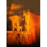 Голограмма художественная Ласточкино гнездо фото