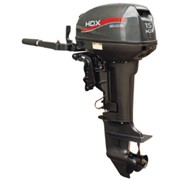 2х-тактный лодочный мотор HDX Titanium T 15 фото