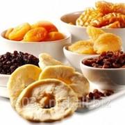 Фрукты и овощи сушеные фото