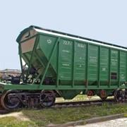 Вагон-хоппер для перевозки цемента Б\У Украина фото