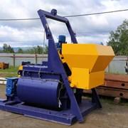Двухвальный бетоносмеситель БП-2Г-750с фото