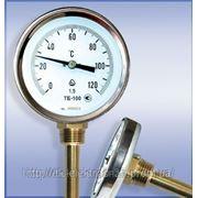 Термометры биметаллические ТБ стандартное исп. фото