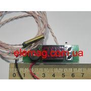 Термометр-сигнализатор электронный Т-0,36С (красный) фото